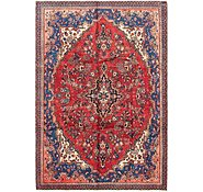 Link to 203cm x 295cm Shahrbaft Persian Rug
