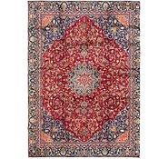 Link to 8' 7 x 11' 8 Isfahan Persian Rug