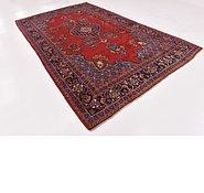 Link to 7' 3 x 12' Golpayegan Persian Rug
