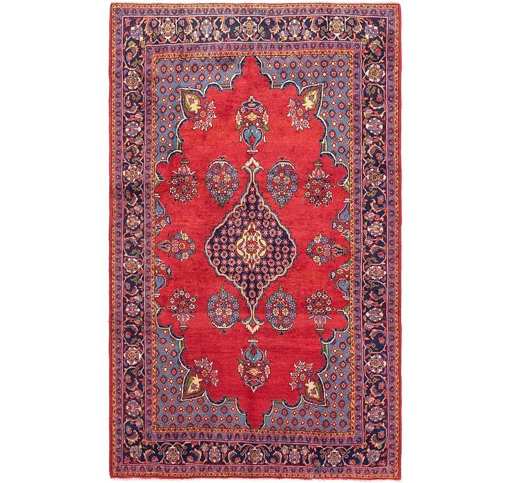 220cm x 365cm Golpayegan Persian Rug