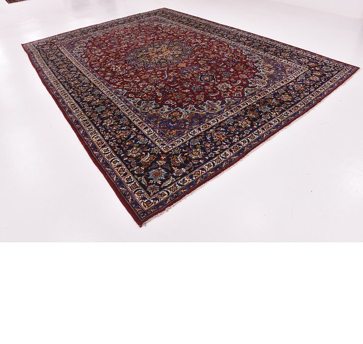 9' 9 x 13' 4 Isfahan Persian Rug