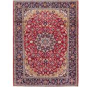 Link to 9' 10 x 13' Isfahan Persian Rug