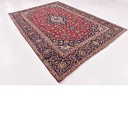 Link to 7' 8 x 11' Kashan Persian Rug