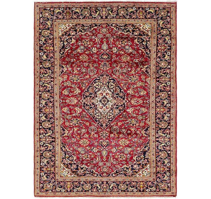 7' 6 x 10' 5 Kashan Persian Rug