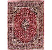 Link to 9' 9 x 12' 9 Mashad Persian Rug