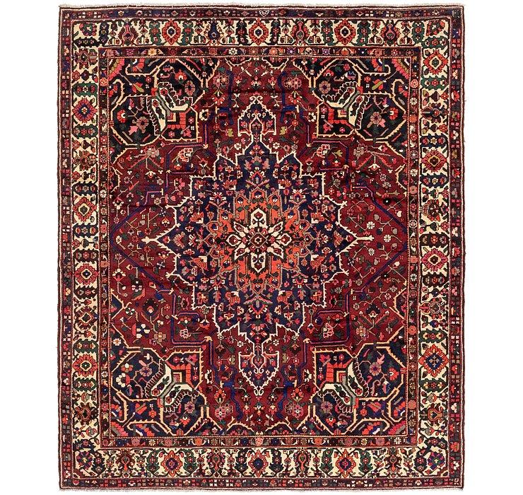 10' 5 x 12' 5 Bakhtiar Persian Rug
