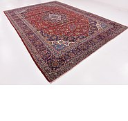 Link to 9' 9 x 14' Kashan Persian Rug