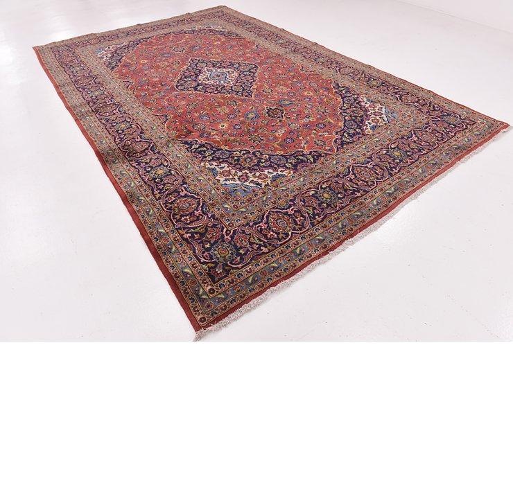 8' x 12' 5 Mashad Persian Rug