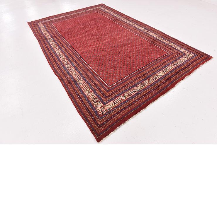 6' 7 x 10' Botemir Persian Rug