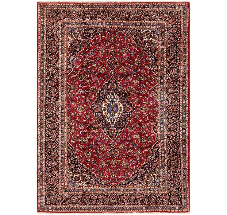 9' 9 x 13' 8 Mashad Persian Rug