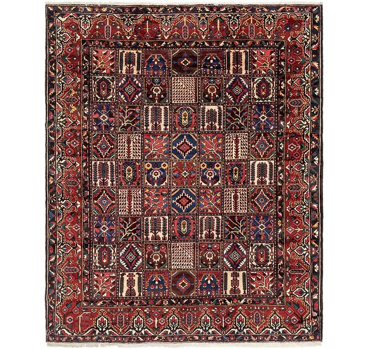 10' x 12' 6 Bakhtiar Persian Rug