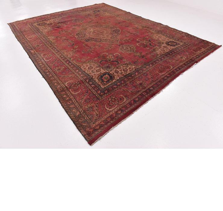 9' 7 x 12' 9 Tabriz Persian Rug