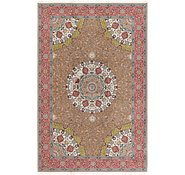 Link to 10' 4 x 16' Isfahan Design Rug