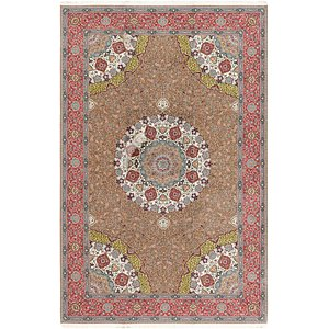 Link to 315cm x 488cm Isfahan Design Rug item page