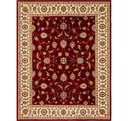 Link to 7' 10 x 10' Kashan Design Rug