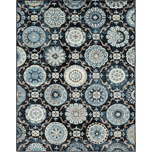 Link to 245cm x 305cm Reproduction Gabbeh Rug item page