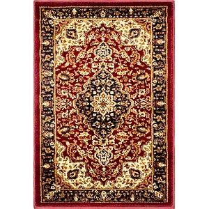 Link to 60cm x 90cm Kashan Design Rug item page