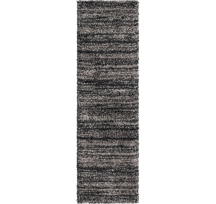 70cm x 230cm Luxe Frieze Runner Rug