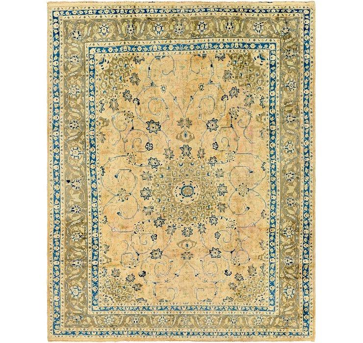 9' 9 x 12' 8 Isfahan Persian Rug