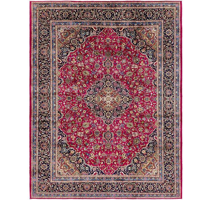 9' 10 x 12' 10 Mashad Persian Rug