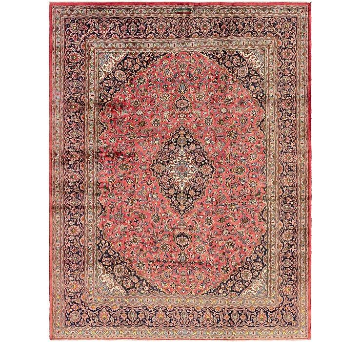 9' 9 x 12' 5 Mashad Persian Rug