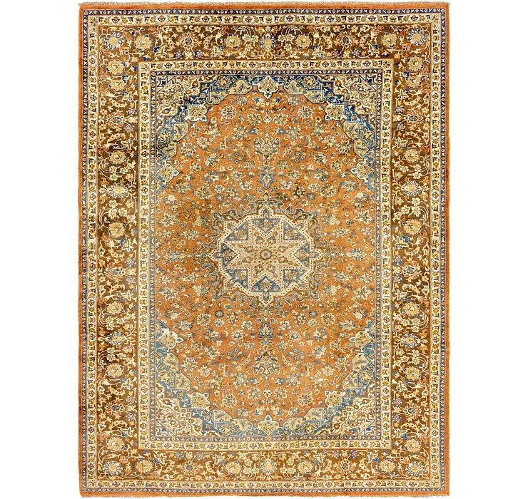 10' 4 x 13' 9 Mashad Persian Rug
