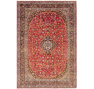 Link to 8' 9 x 12' 8 Kashan Persian Rug