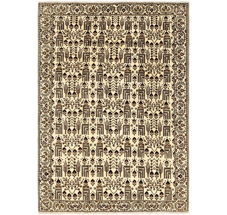 7' 9 x 11' 3 Ferdos Persian Rug
