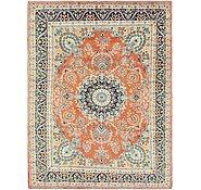 Link to 8' 7 x 10' 10 Kerman Persian Rug
