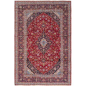 Link to 292cm x 427cm Kashan Persian Rug item page