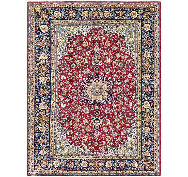 10' x 13' 9 Isfahan Persian Rug