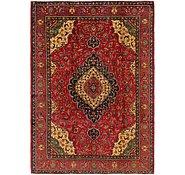 Link to 9' x 12' 6 Tabriz Persian Rug