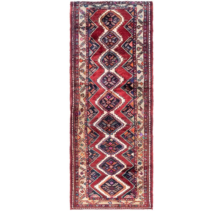 4' x 10' 10 Chenar Persian Runner Rug