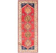 Link to 117cm x 330cm Meshkin Persian Runner Rug
