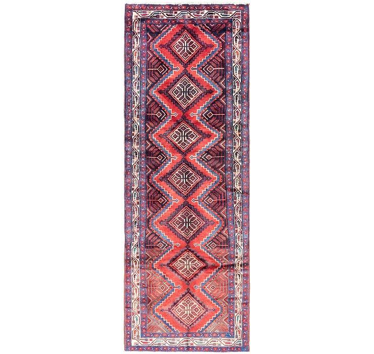 107cm x 310cm Chenar Persian Runner Rug