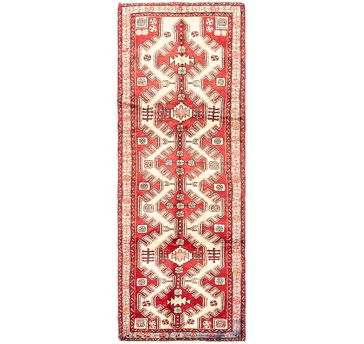 3' 2 x 9' 8 Saveh Persian Runner Rug