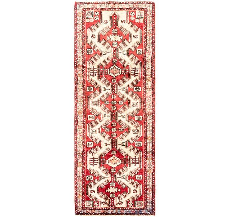 97cm x 295cm Saveh Persian Runner Rug