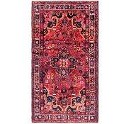 Link to 142cm x 275cm Hamedan Persian Rug