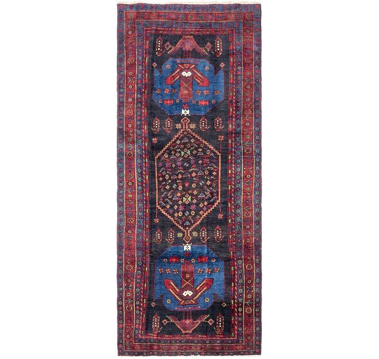 4' 3 x 10' 8 Sirjan Persian Runner Rug