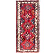 Link to 4' 6 x 10' 3 Khamseh Persian Runner Rug