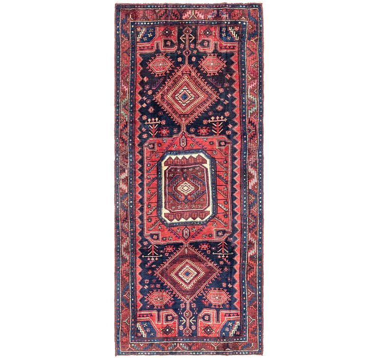 122cm x 300cm Sirjan Persian Runner Rug