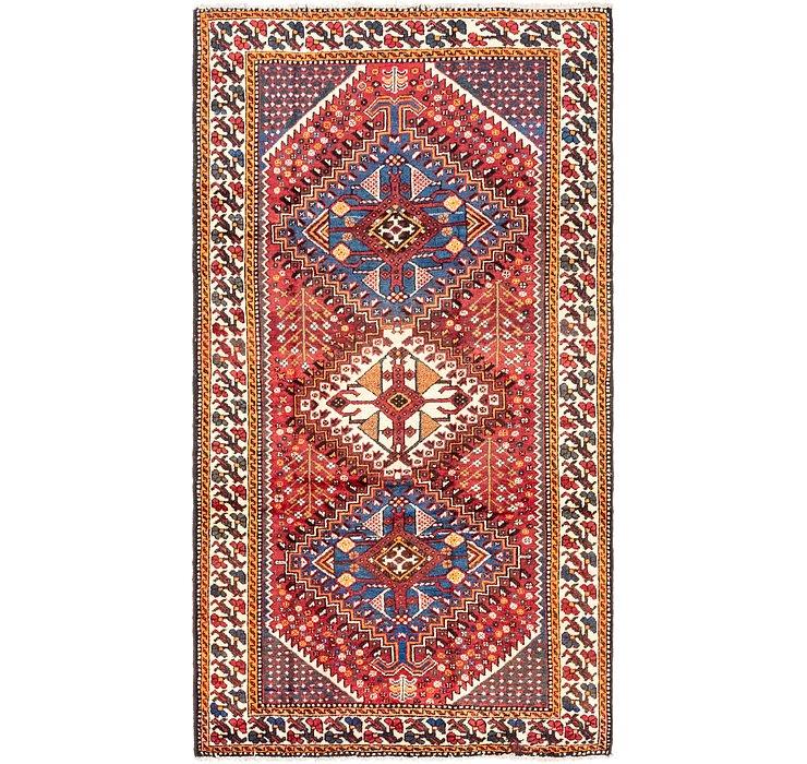5' 3 x 9' 10 Bakhtiar Persian Rug