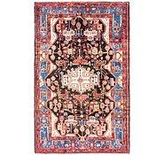 Link to 160cm x 267cm Nahavand Persian Rug