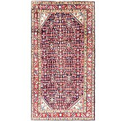 Link to 5' 2 x 10' 4 Hossainabad Persian Runner Rug
