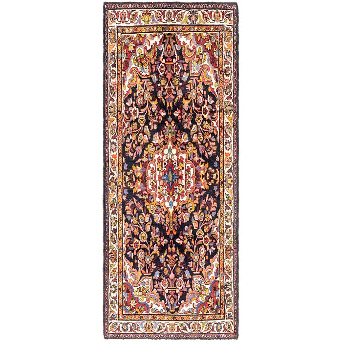 3' 10 x 9' 10 Borchelu Persian Runner...