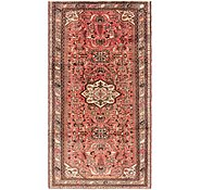 Link to 160cm x 312cm Hossainabad Persian Runner Rug