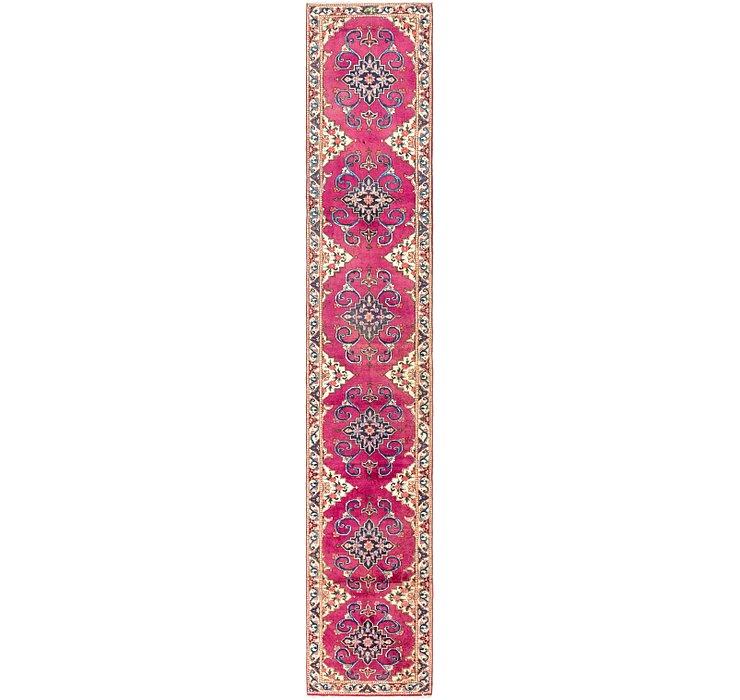 2' 8 x 16' 3 Tabriz Persian Runner Rug