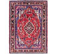 Link to 7' x 9' 6 Hamedan Persian Rug