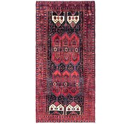 Link to 4' 2 x 9' Sirjan Persian Runner Rug
