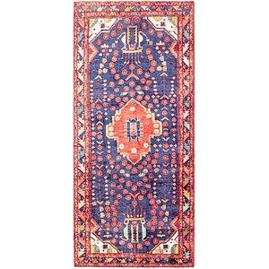 Link to 135cm x 300cm Hamedan Persian Runner ... item page